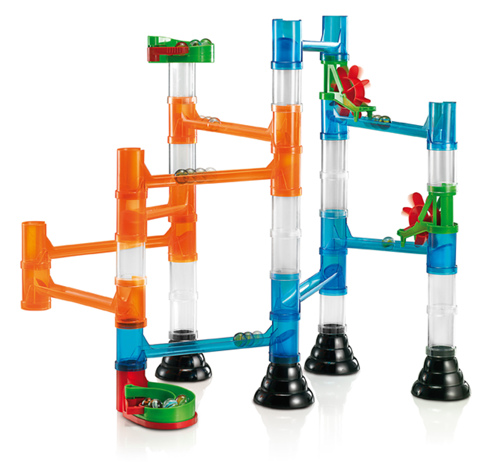 Transparent Marble Run picture