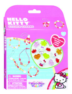 Hello Kitty Sticker Charms picture