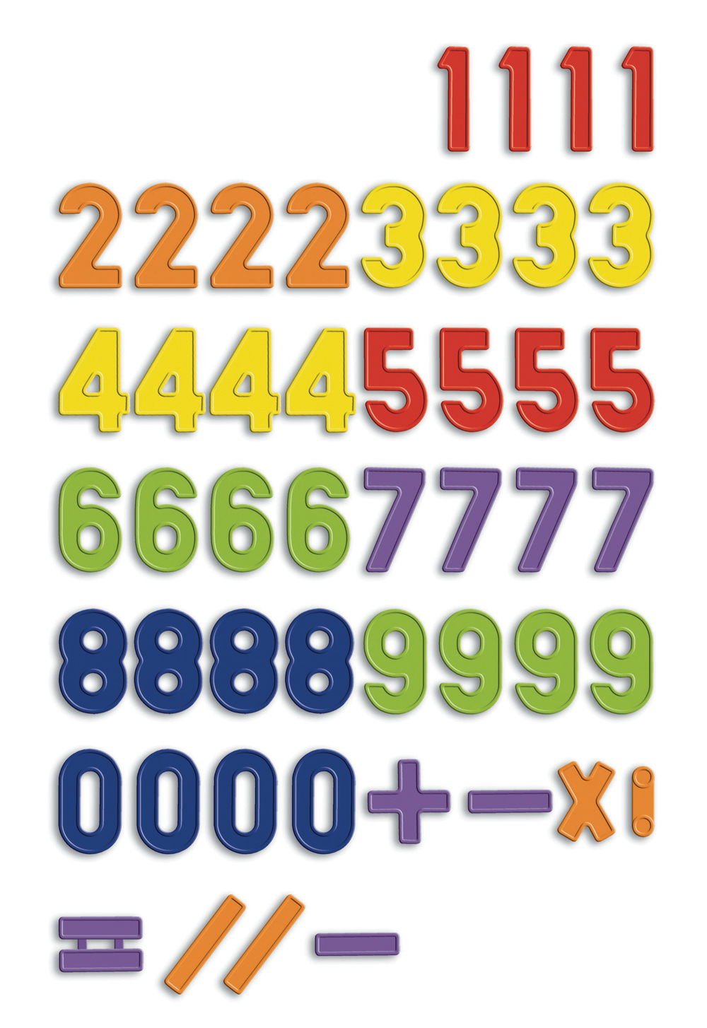 Magnetic Numbers picture