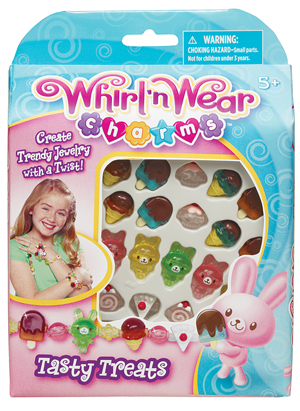 Whirl 'n Wear Charms Tasty Treats picture