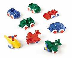 "4"" Planes and Cars picture"