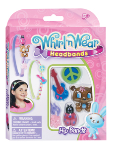 Whirl 'n Wear Headbands Hip Bands picture