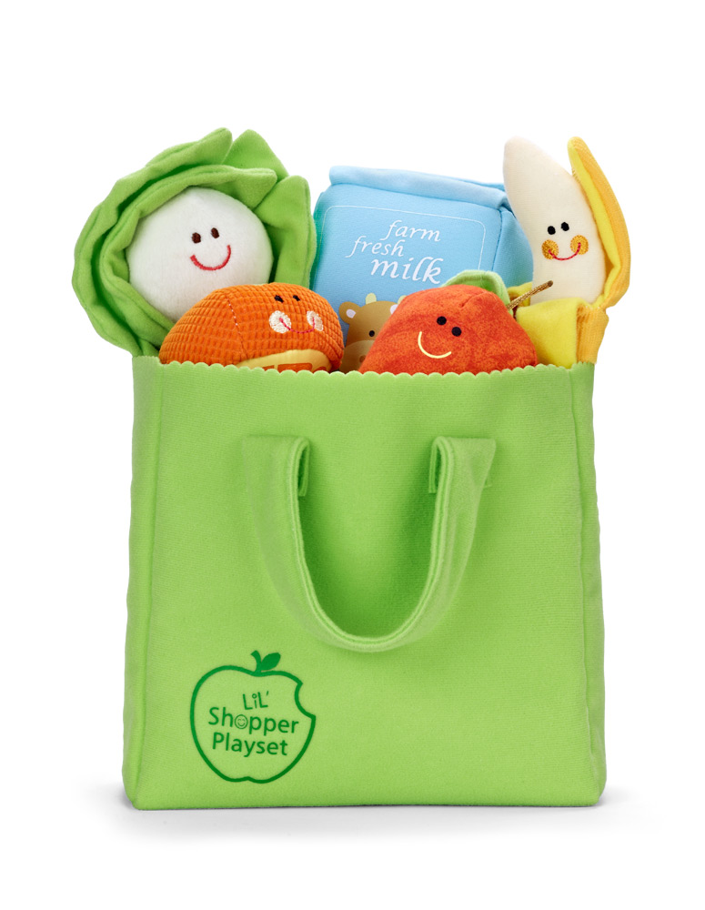 Lil' Shopper Play Set picture