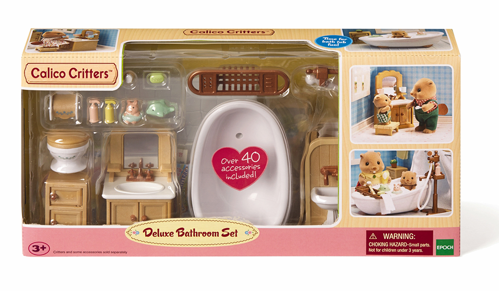 Deluxe Bathroom Set picture