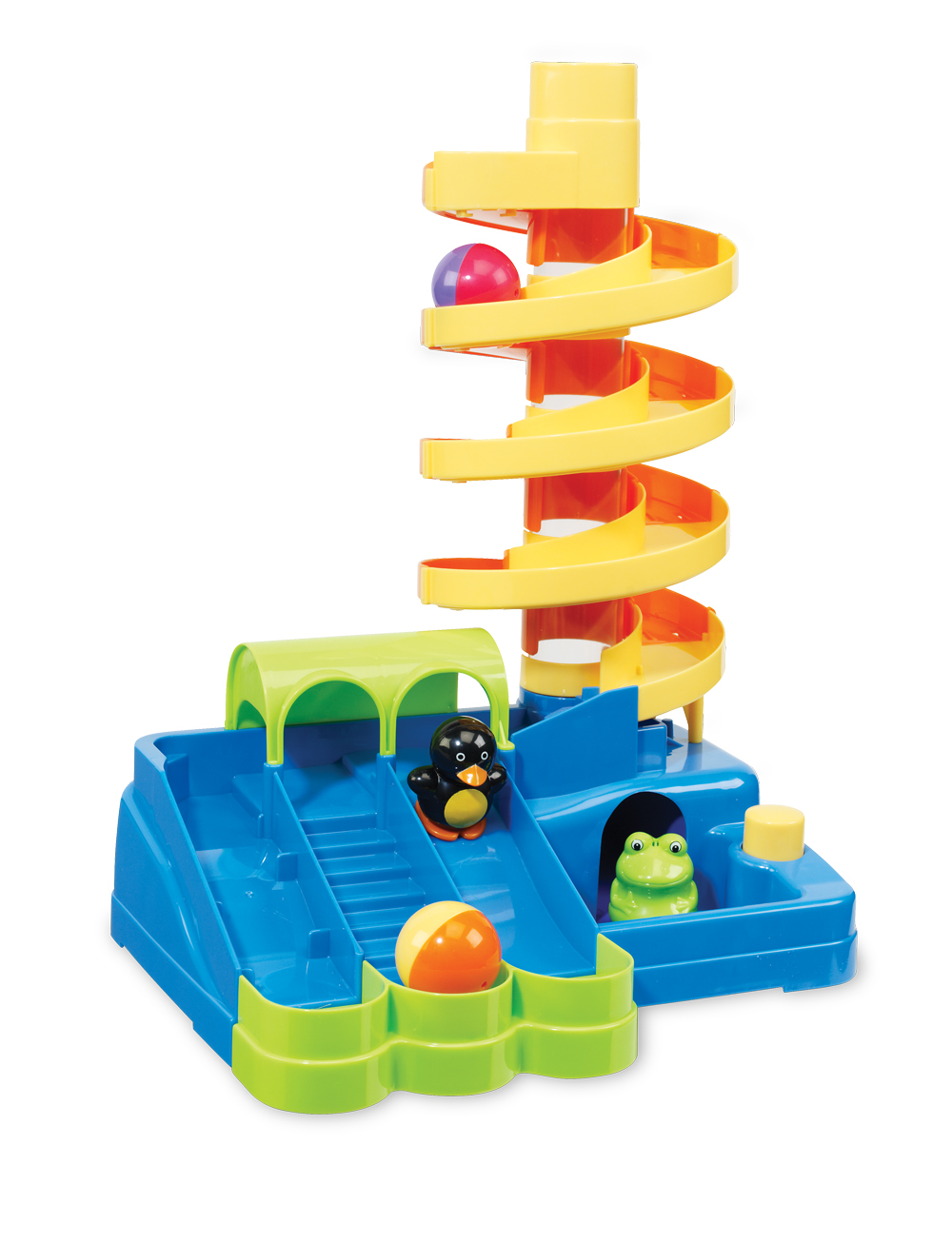 Super Spiral Play Tower picture