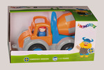 "10"" Large Fun Color Cement Truck"