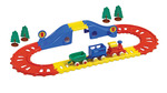 Viking City 25-Piece Train Set