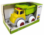 "8"" Medium Fun Color Dump Truck"
