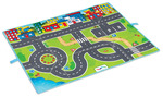 Viking City Playmat with Cars