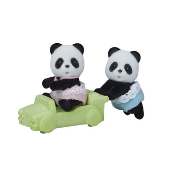 Wilder Panda Bear Twins picture
