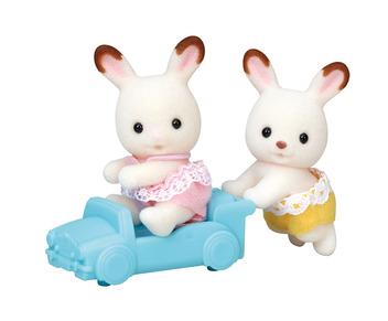Hopscotch Rabbit Twins picture