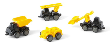 "4"" Construction Vehicles picture"