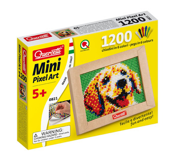 Mini Dog Pixel Art Set picture