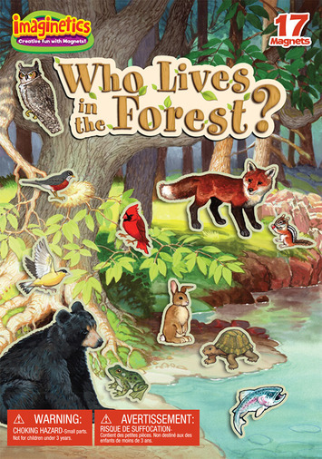 Who Lives In The Forest? picture