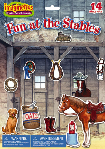 Fun at the Stables picture
