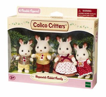 Hopscotch Rabbit Family picture