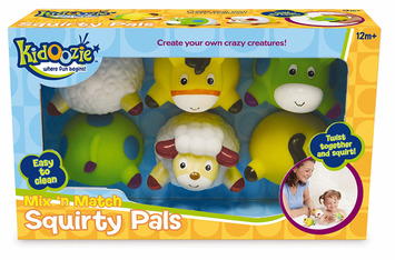 Mix 'n Match Squirty Pals picture