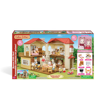 Red Roof Country Home Gift Set picture