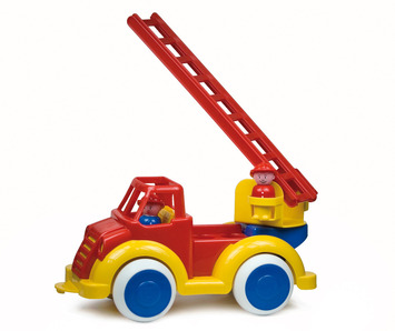 "Extra-Large 13.5"" Fire Truck picture"