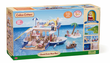 Seaside Cruiser Houseboat picture