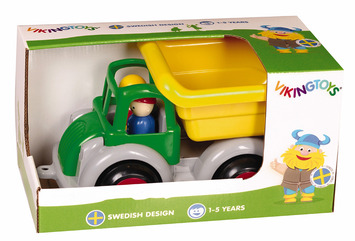 Large Fun Color Dump Truck picture