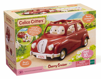 Calico Critters Cherry Cruiser picture