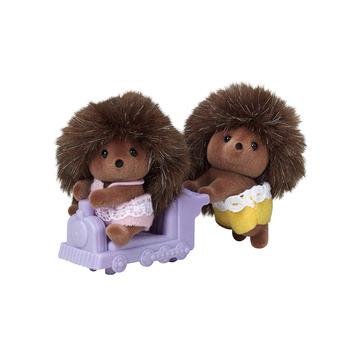 Pickleweeds Hedgehog Twins picture
