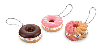 Creamy Donuts Set picture