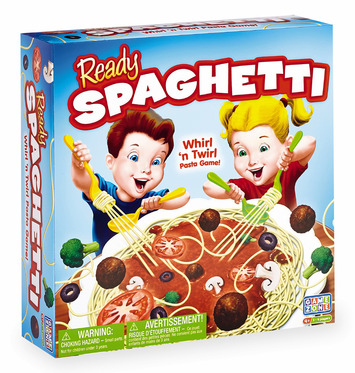 Ready Spaghetti picture