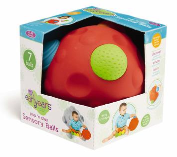 Pop 'n Play Sensory Balls picture