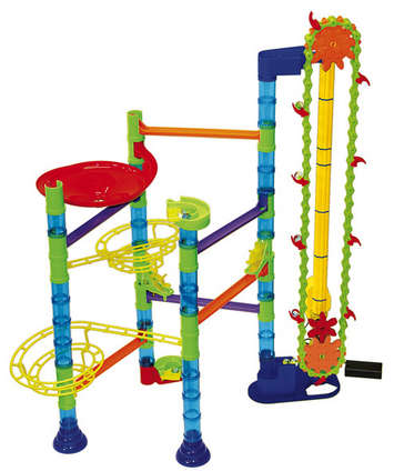 Marble Run with Motorized Elevator picture