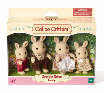 Sweet Pea Rabbit Family picture