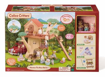 Adventure Tree House Gift Set picture