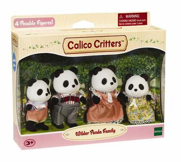 Wilder Panda Bear Family picture
