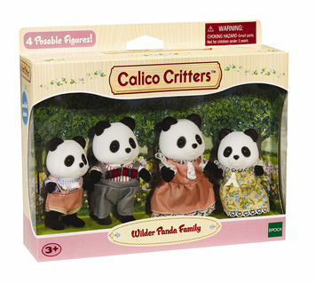 Wilder Panda Family picture