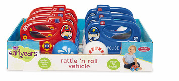 Rattle 'n Roll Vehicle picture