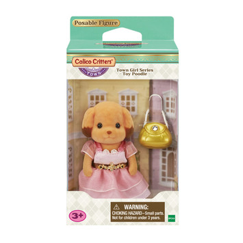 Town Girl Series - Laura Toy Poodle picture