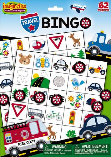 Travel Bingo Game picture