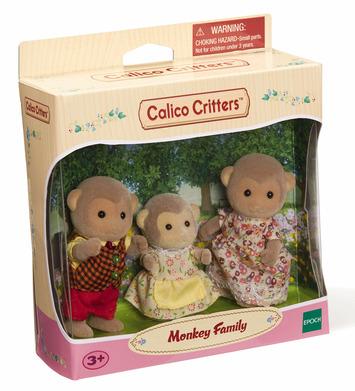Mango Monkey Family picture