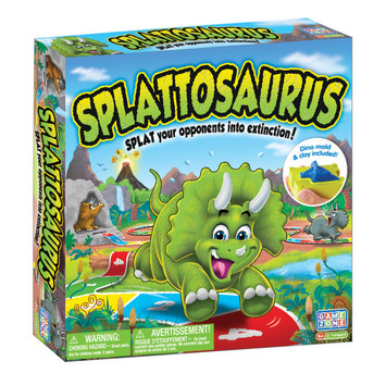 Splattosaurus picture