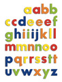 Lower Case Magnetic Letters