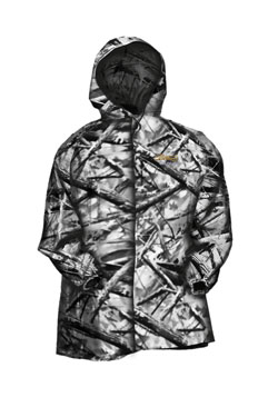 Mathew's Zebra Snow Camo Cover Up Jacket picture