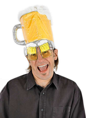 beer mug yellow picture