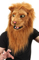 mouth mover lion mask