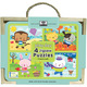 green start jigsaw puzzle box set play day