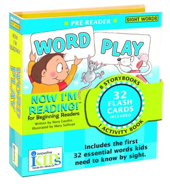 Now I'm Reading: Word Play picture