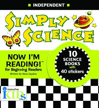 Now I'm Reading: Simply Science (Binder with 10 booklets)