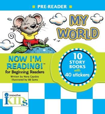 Now I'm Reading™: My World (Binder with 10 booklets) picture