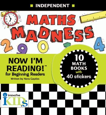 Now I'm Reading: Math Madness (Binder with 10 booklets) picture