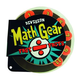 Math Gear: Fast Division Facts picture